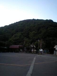 ふるさとの山