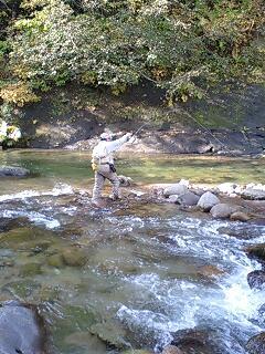 未知の川へ