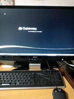 Gatewayがやってきた