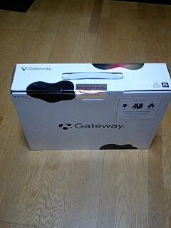 新Gatewayがやってきた